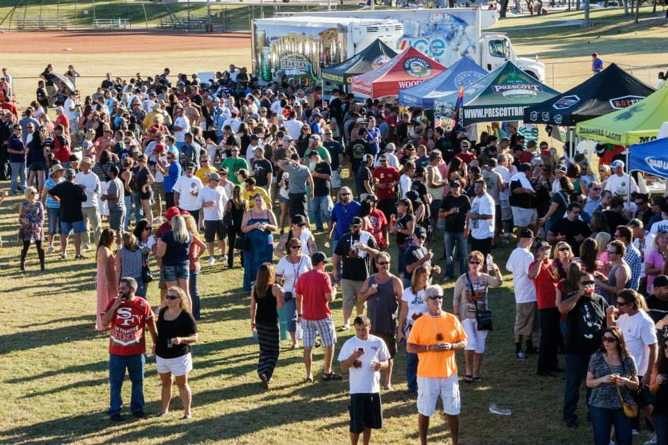 Annual Chillin 'N' Swillin  Beer Festival Set For This Weekend