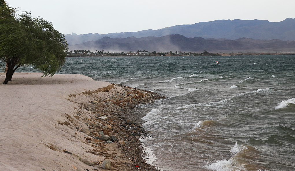 Wind Gusts Expected Sunday And Monday