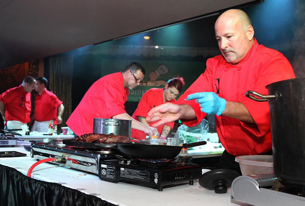 Havasu Top Chef And Wine Tasting Event
