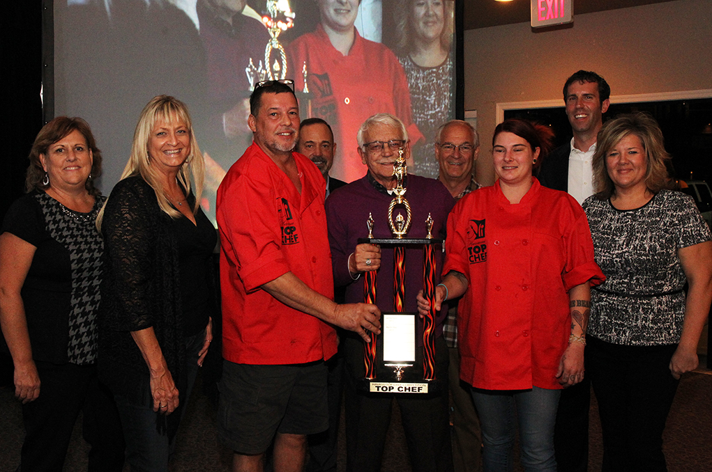 College Street Brew House Takes Top Chef  Title At Annual Competition