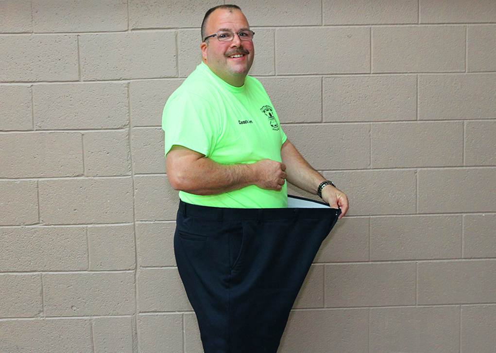 Local Resident Motivating Others To Get Healthier After Major Weight Loss