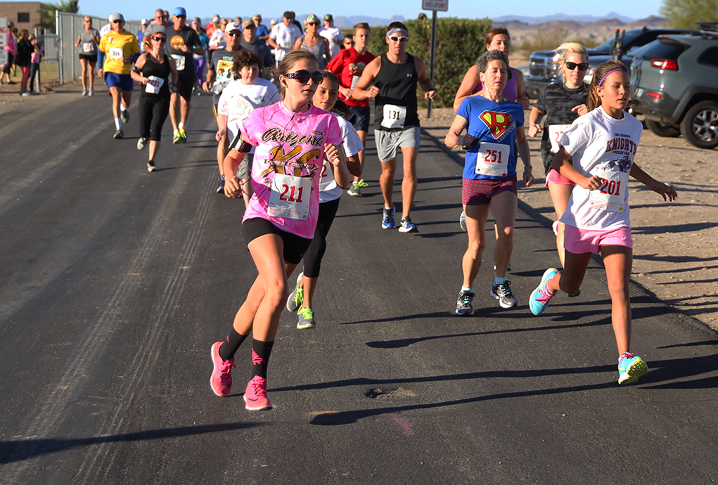 27th Annual Turkey Trot Draws Participants Of All Ages
