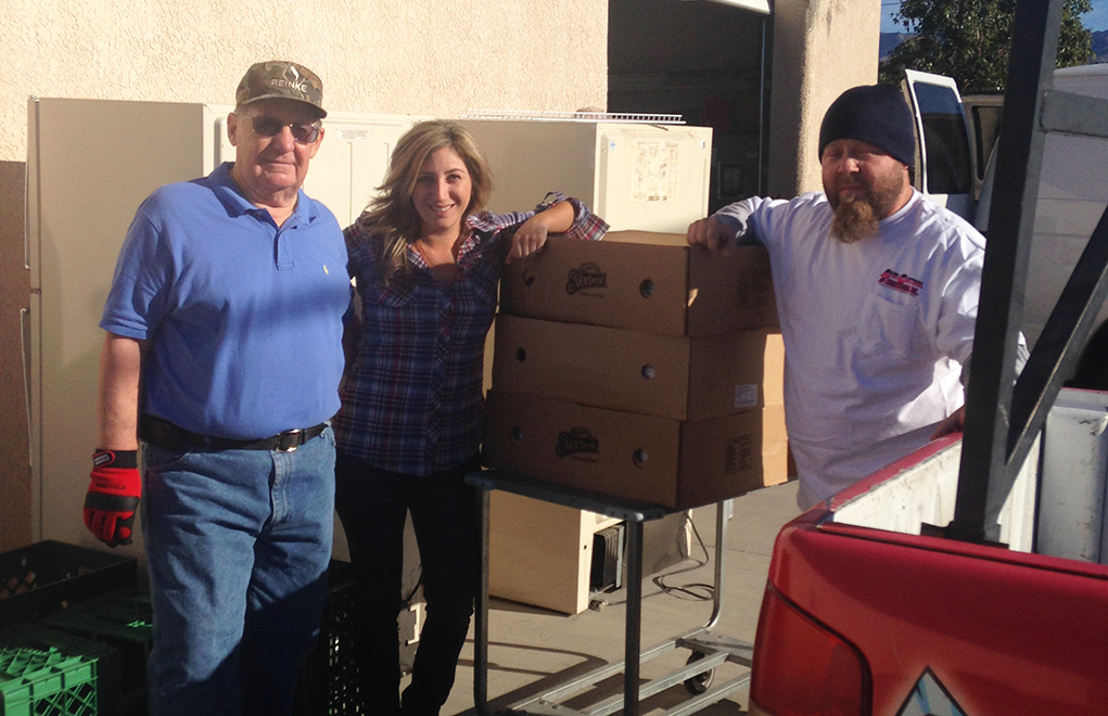 Air Control Air Conditioning Giving Back For Thanksgiving