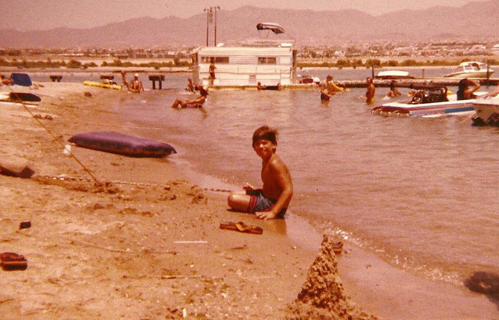 Memories Of Early Havasu