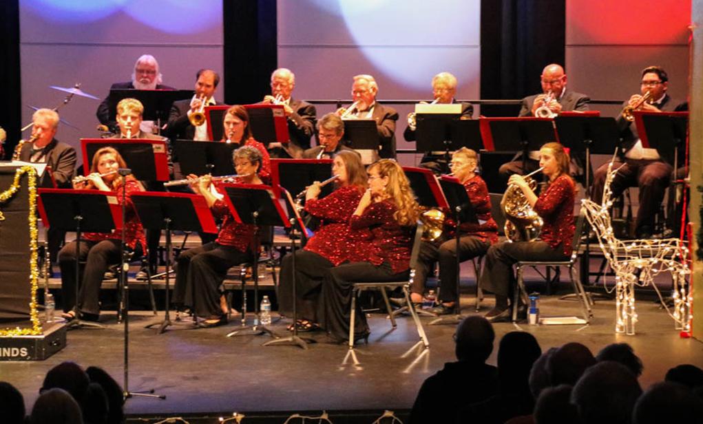 Symphonic Winds Presents Tis The Season