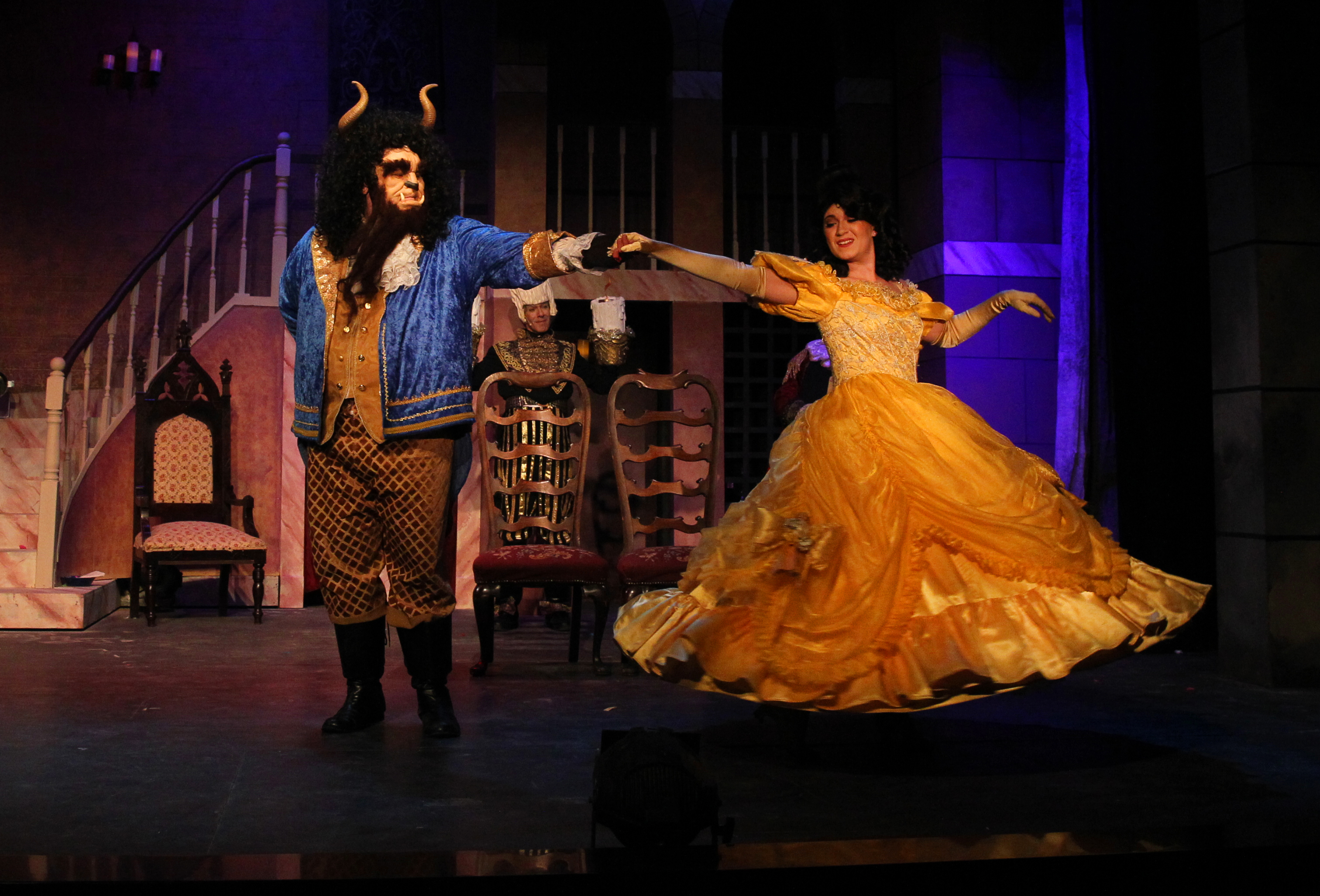 Grace Arts Live Presents Beauty And The Beast