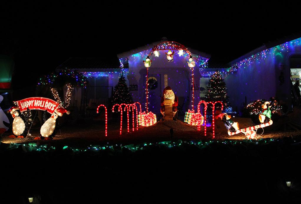 Christmas Tree Lane List