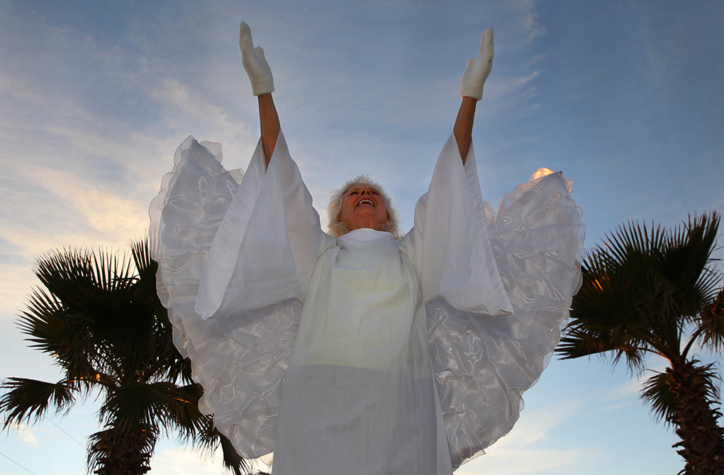 Havasu Angel Brings Blessings And Joy All Year Long