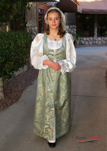 Paige Preston will portray Lady Catherine Grey at Lake Havasu's first Renaissance Faire. Jillian Danielson/RiverScene