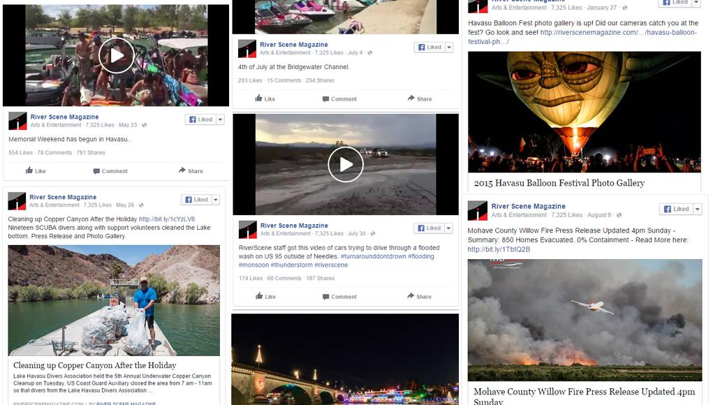 Top 10 Social Media Posts of 2015