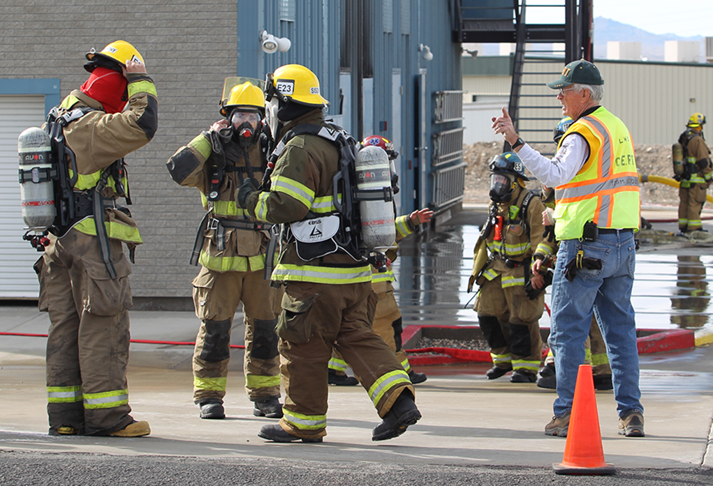 Local Fire Officials Host Live Burn Event Friday