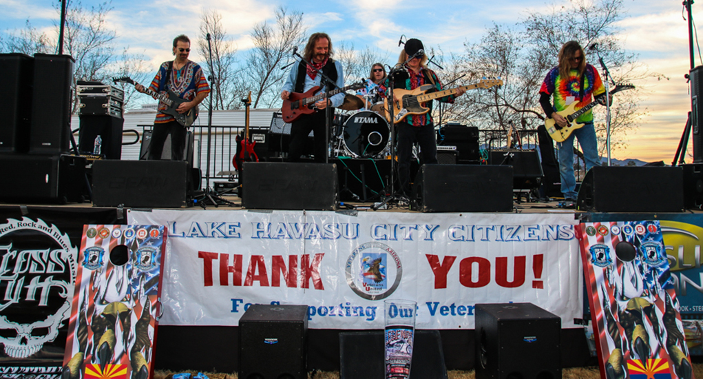 Legends Event Fights Veteran Homelessness