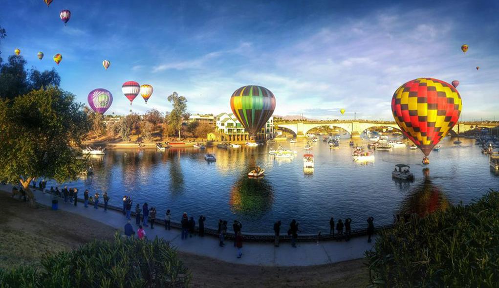 Fan Photo Gallery: Havasu Ballooning