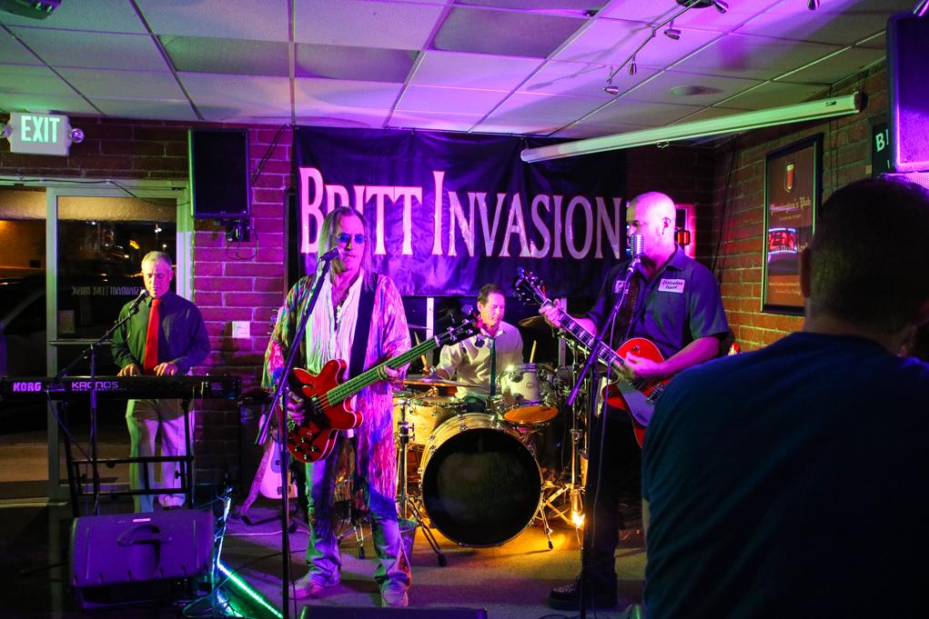Britt Invasion at Pennington's Pub