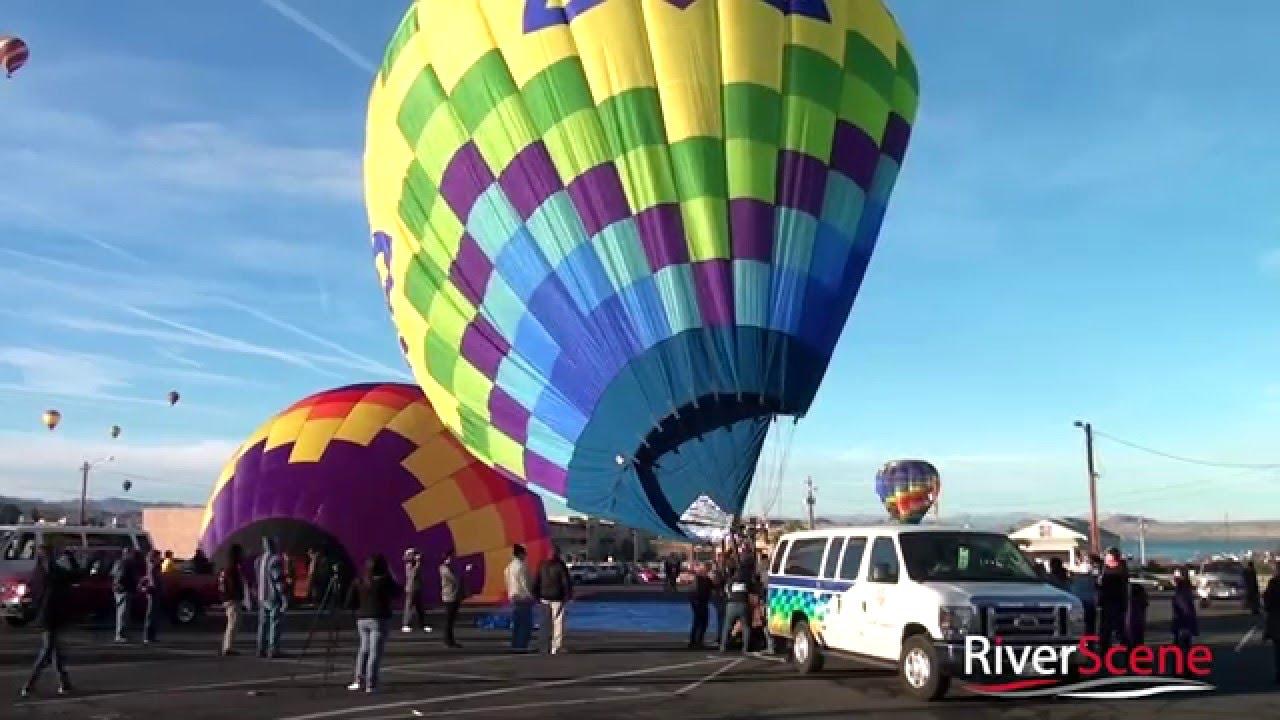 Ballooning Over Havasu