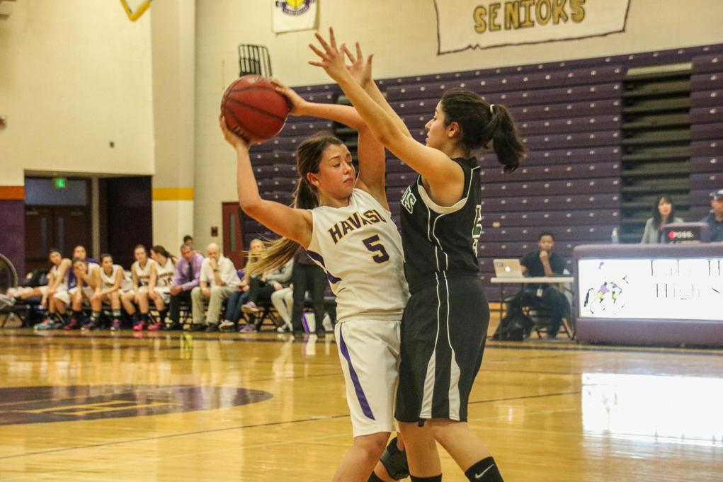 LHHS JV  and Varisty Girls Basketball