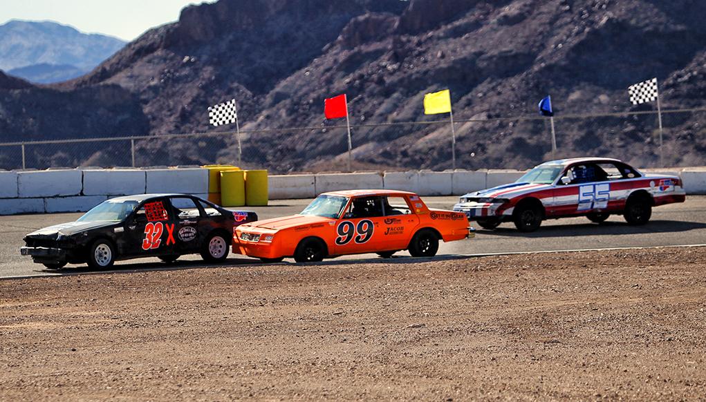 """Havasu 95 Speedway """"Snowbird Appreciation Race"""""""