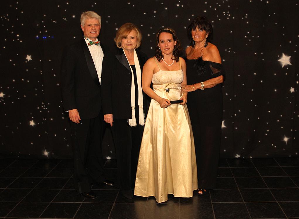 Starlight Ball Honors Hero Amie Morris