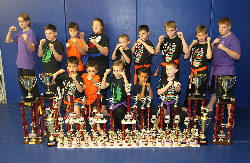 Arevalo Academy Earns Fifty Awards From Championship