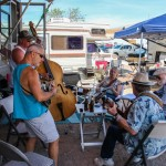 Friday Bluegrass on the Beach music festival. Photo by Rick Powell.