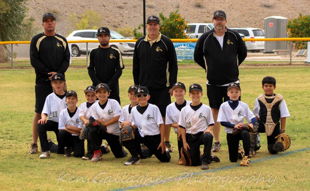 8u Scorpions Take Second Place At Baseball Tournament