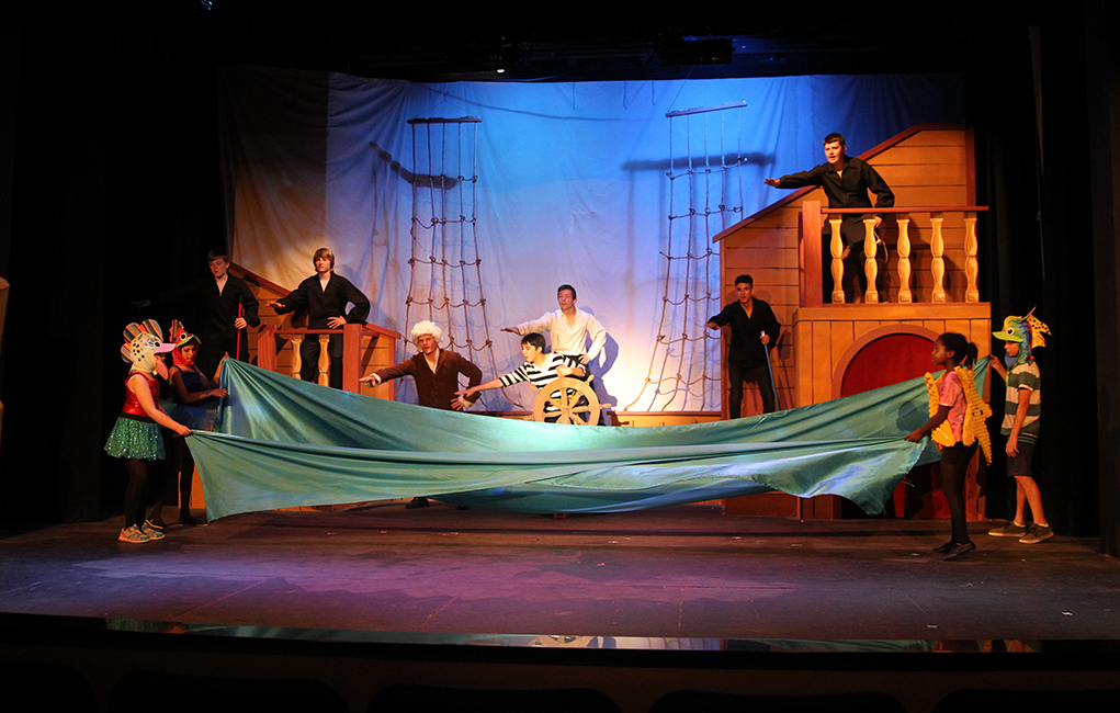 'The Little Mermaid' Opens Friday
