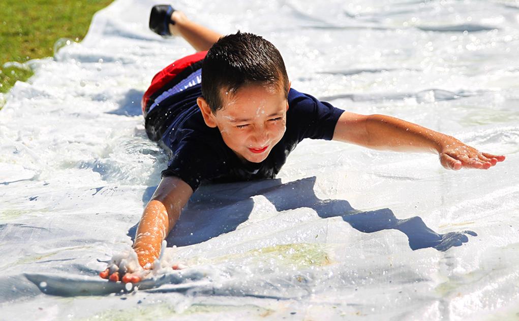 Smoketree School Slides Into Summer