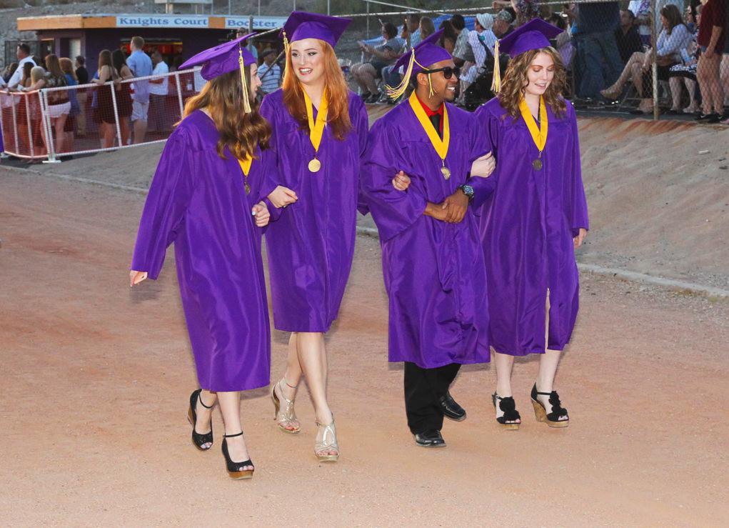 Class of 2016 Walks Into The Future