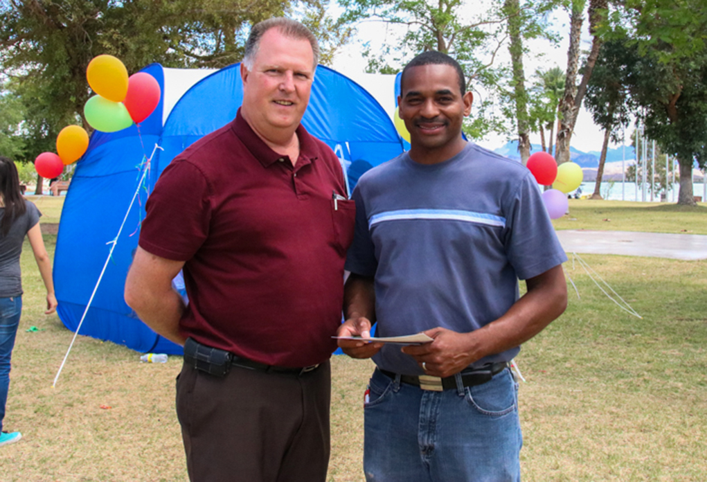 Victory Chapel Hosts Family Fun Day