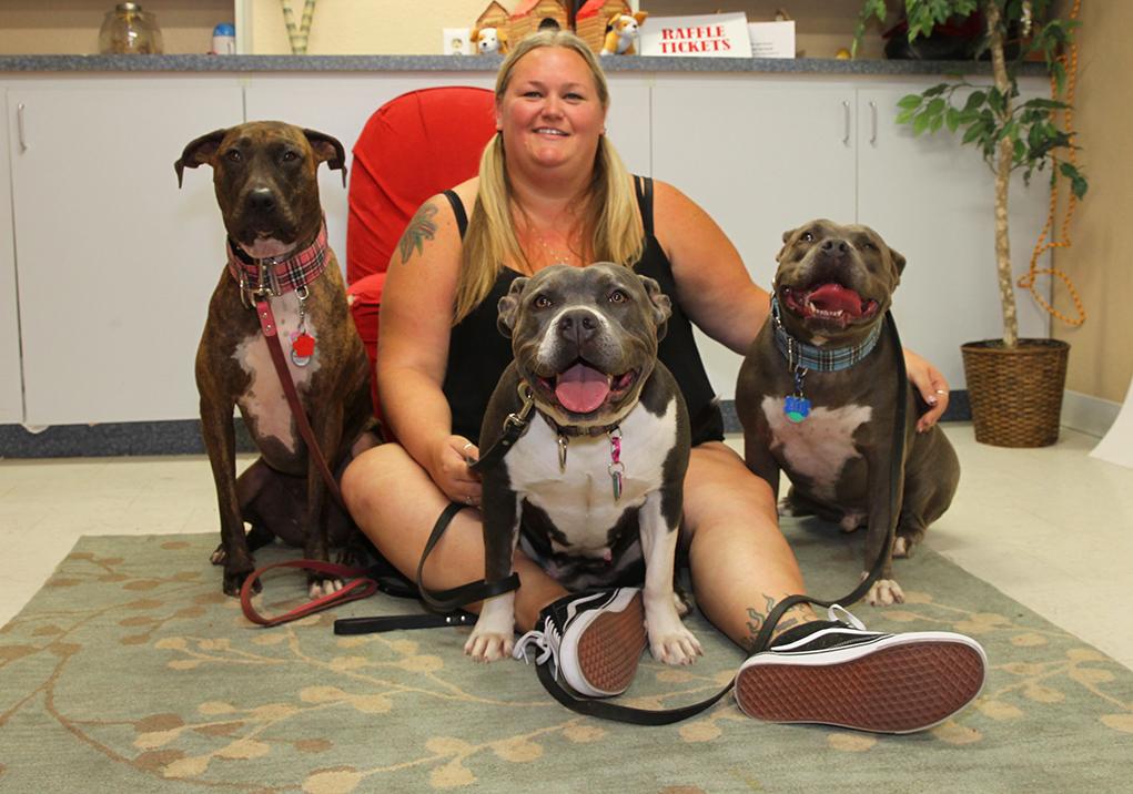 CITIZEN SPOTLIGHT: Valarie Candelaria, Havasu's Next Dog Whisperer