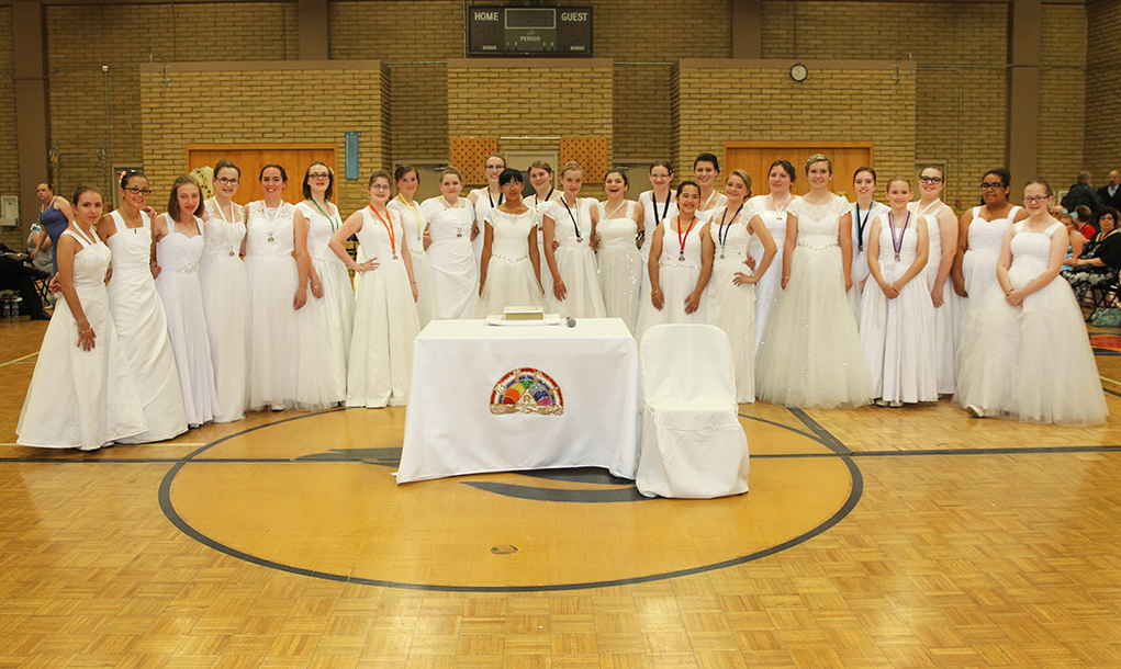 Rainbow Girls Gather For State Convention In Lake Havasu City