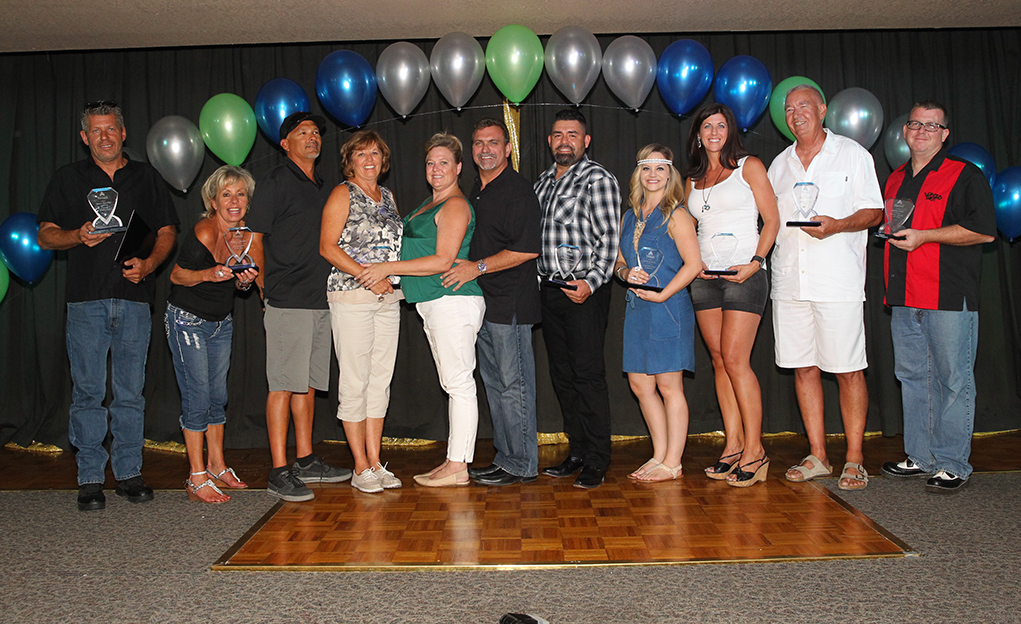 Lake Havasu Chamber of Commerce Honors Local Award Recipients