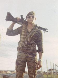 Joe Little 1969. Photo courtesy Joe Little
