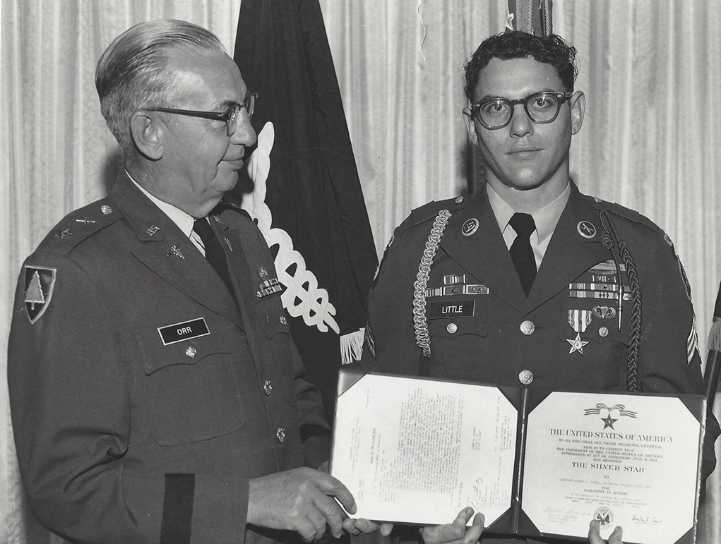 Hall Of Fame: Joe Charles Little