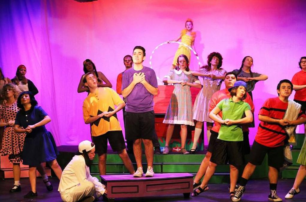 Grace Arts Live Presents 'You're A Good Man Charlie Brown'