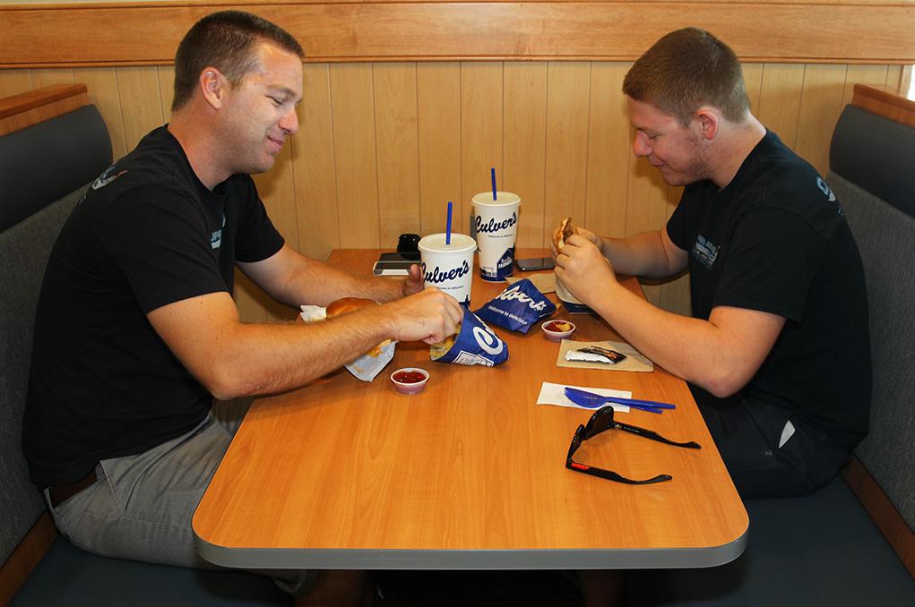 Butterburgers Hot Off The Grill At New Havasu Culver's
