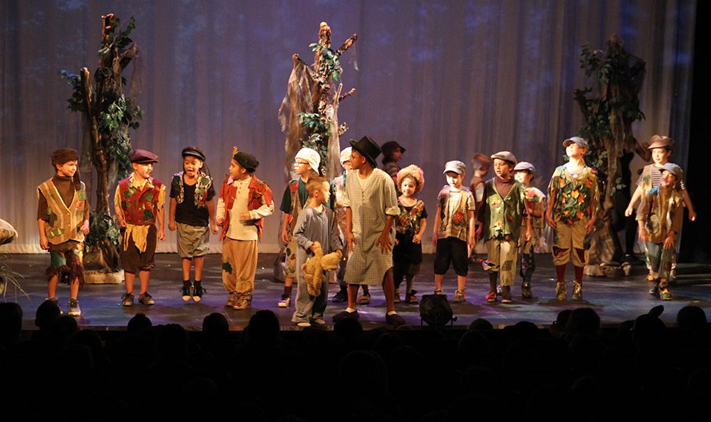 """Grace Arts Live Presents """"Peter Pan Jr."""""""