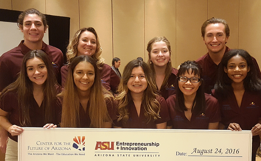 Havasu Youth Advisory Council Wins First Place in Civic Competition
