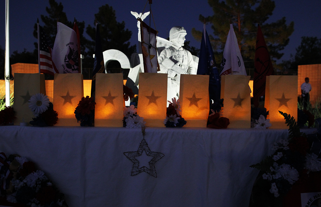 Gold Star Mothers Honored