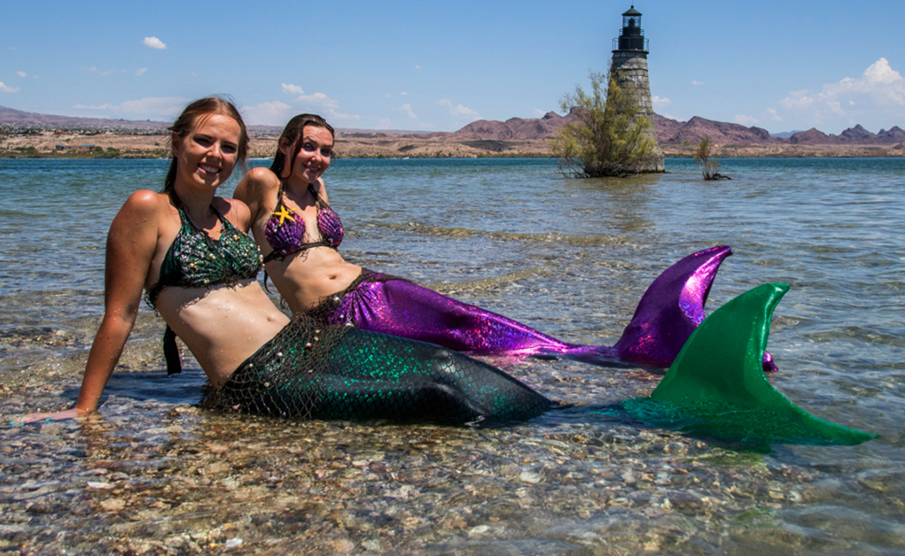 Mermaid Sightings On Lake Havasu