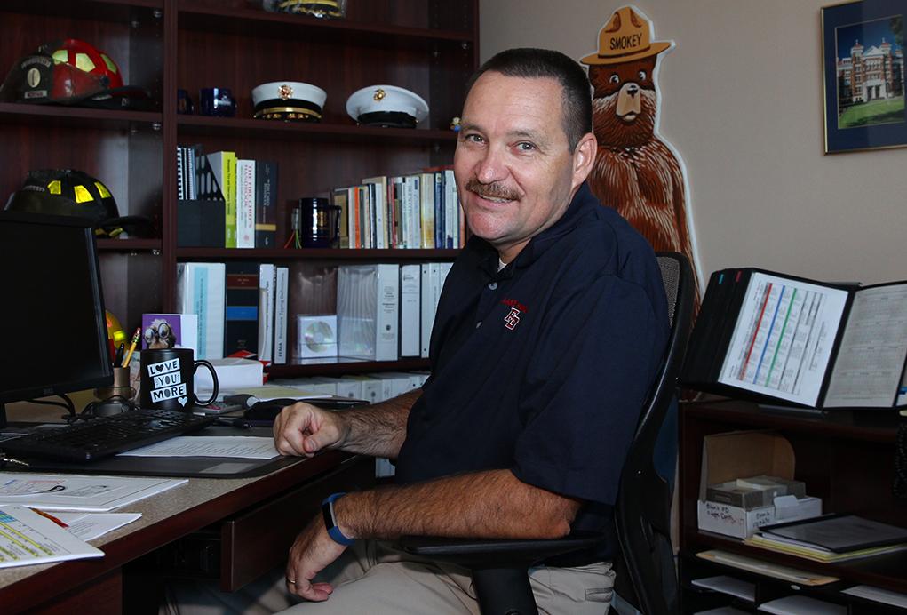 Havasu's New Fire Chief Says New Post Is 'Fabulous'