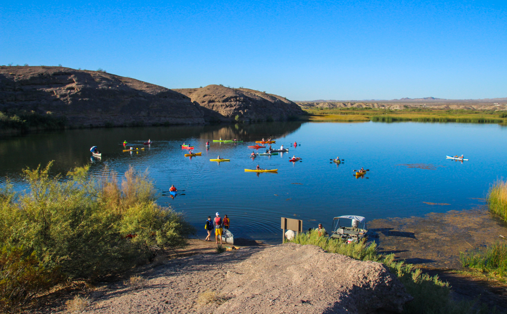 Public Lands Cleanup Takes Care Of Trash
