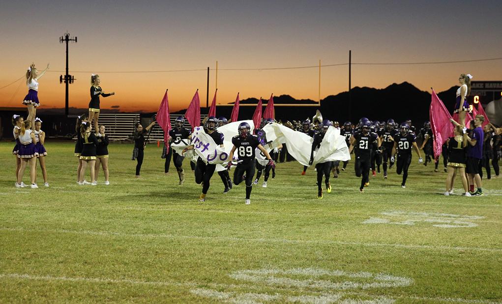 Homecoming Game Photo Highlights