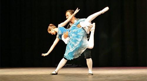 Ballet Under the Bridge