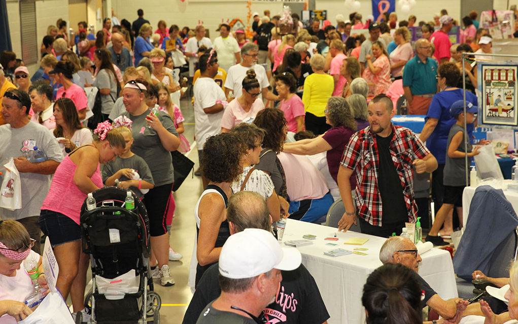 Health Fair Vendors Say It's All About The Community