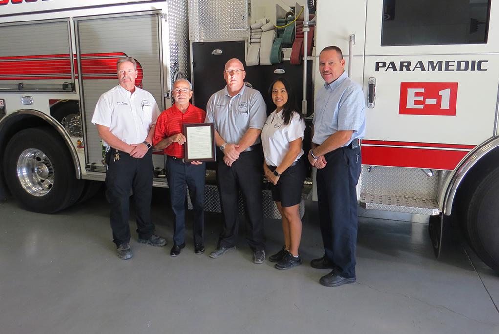 Press Release: Fire Prevention Week
