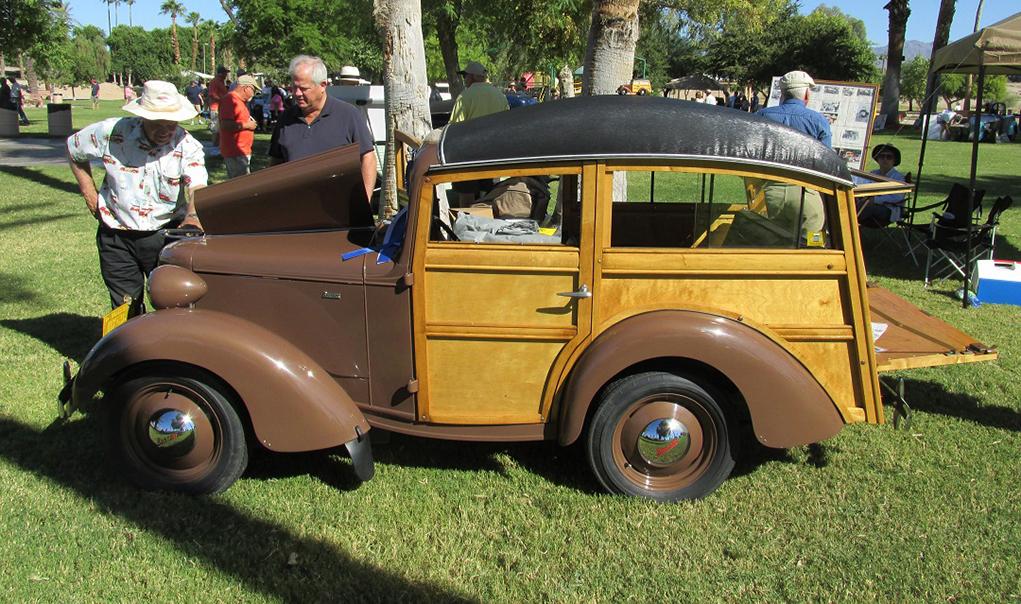 Austin Bantam Society Event Showcases 21 Rare Economy Cars In Lake Havasu City