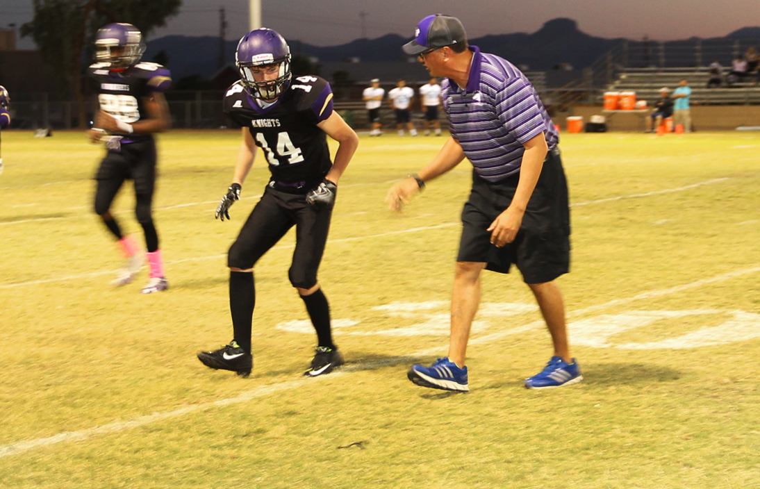 Local Volunteer Football Coaches – Lessons Beyond The Classroom