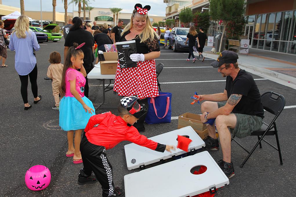 The Shops Halloween Celebration