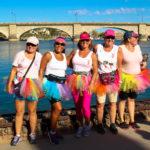 Lake Havasu City - 18th. Annual Breast Cancer Awareness Walk October 1, 2016 Ken Gallagher/RiverScene